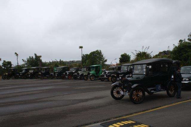 MODEL T'S AT THE POLICE COLLEGE.jpg
